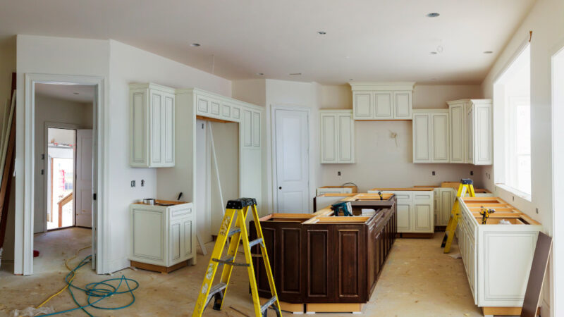Kitchen Remodeling West University Project in Houston, TX