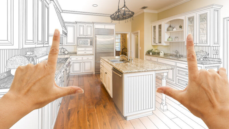 Classic Kitchen Design Project in Houston, TX