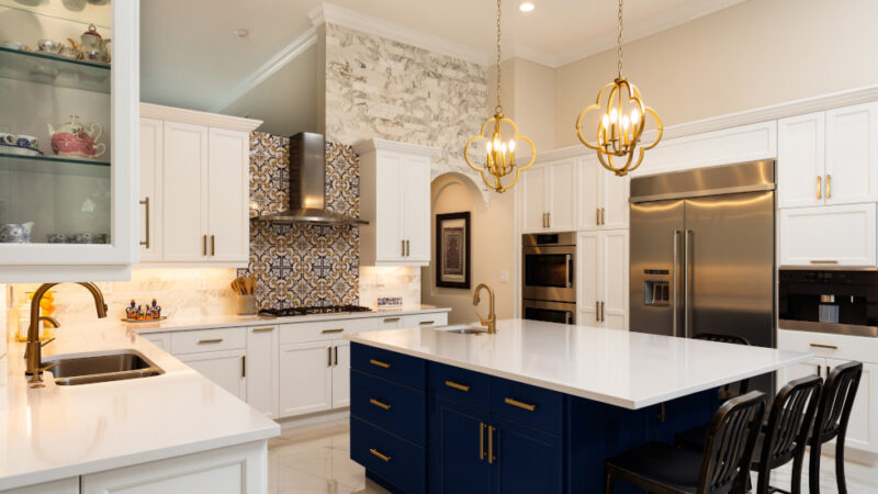 Stylish Kitchen Remodeling Project in Houston, TX