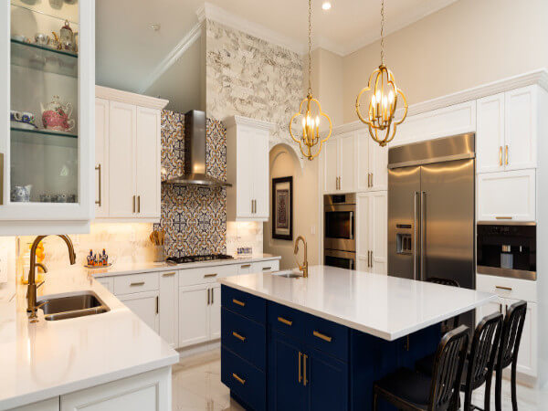 Master Kitchen Remodel Project in Houston, TX